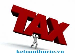 Hướng dẫn cách kê khai thuế GTGT theo tháng hoặc theo quý