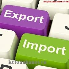 Nhập khẩu hàng hóa và những điều lưu ý về kê khai thuế và hạch toán