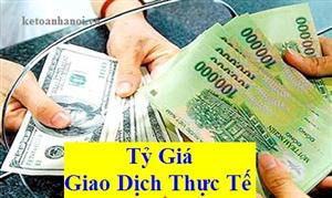 Tỷ giá tính thuế của nhà thầu nước ngoài