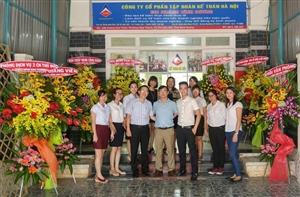 Tập đoàn Kế toán Hà Nội khai trương chi nhánh mới tại Bình Dương