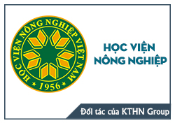 Doi tac cua KTHNGroup - Hoc Vien Nong nghiep