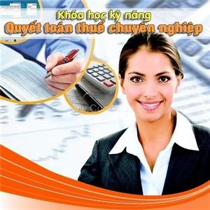 Khoá học kỹ năng quyết toán thuế