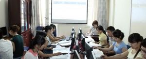 Khóa học kế toán tổng hợp thực tế cho học viên chưa biết về kế toán