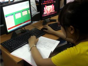 Khóa kế toán thực hành trên Excel