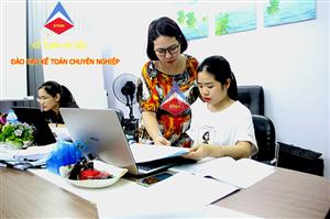 Lớp học kế toán tại Bắc Ninh Giá rẻ Uy tín