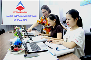 Khóa học kế toán thực tế tại Bắc Ninh Giá rẻ Uy tín