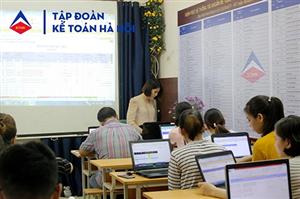 Trung tâm đào tạo kế toán thực tế tại Hà Nội TỐT NHẤT