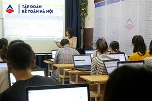 Trung tâm đào tạo kế toán thực tế tại Long Biên Hà Nội Chuyên nghiệp Uy tín
