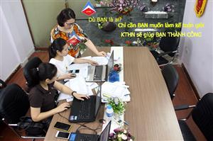 Trung tâm dạy kế toán thuế tại Nam Từ Liêm Uy tín