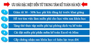 Trung tâm đào tạo kế toán thuế tại Phúc Thọ Hà Nội