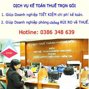 Dịch vụ làm sổ sách kế toán tại Thanh Trì Hà Nội Giá rẻ Uy tín