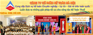Dịch vụ kế toán trọn gói tại Thị xã Sơn Tây giá rẻ, uy tín