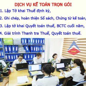 Dịch vụ kế toán trọn gói tại Vạn An Bắc Ninh
