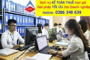 Bảng giá dịch vụ kế toán thuế trọn gói tại Hưng Yên