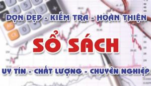 Dịch vụ dọn dẹp sổ sách kế toán tại Lương Tài Bắc Ninh Giá rẻ Uy tín